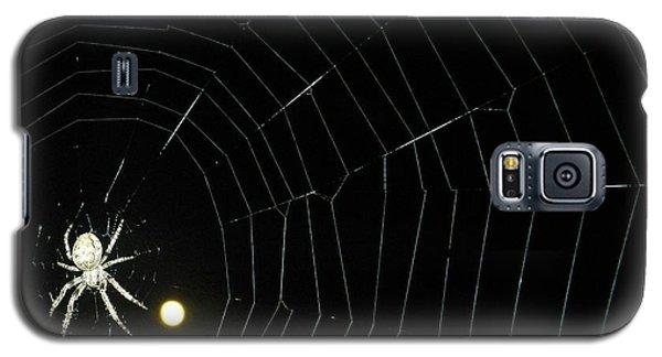 Spider Moon Galaxy S5 Case