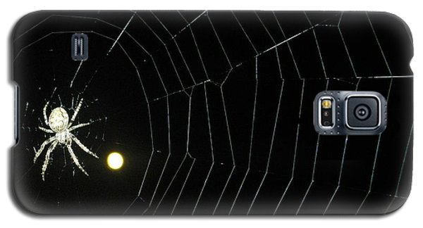 Spider Moon Galaxy S5 Case