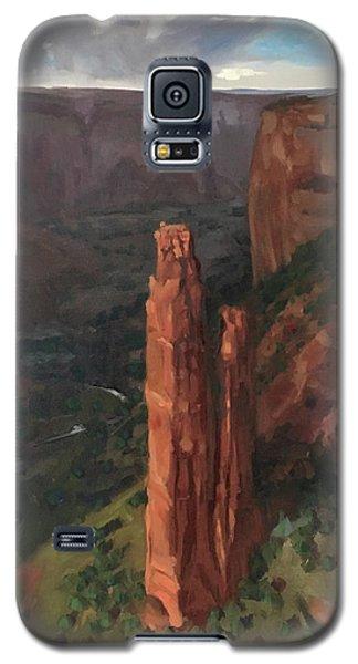 Spider Rock, Canyon De Chelly Galaxy S5 Case