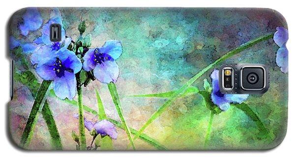 Spiderwort Dance 0115 Idp_2 Galaxy S5 Case
