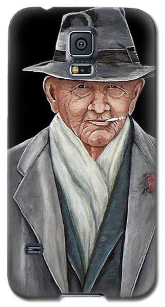 Spiffy Old Man Galaxy S5 Case