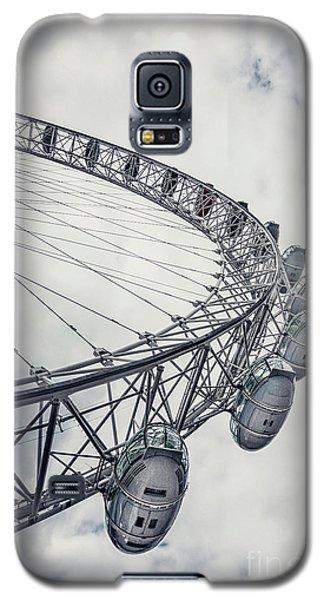 Spin Me Around Galaxy S5 Case by Evelina Kremsdorf