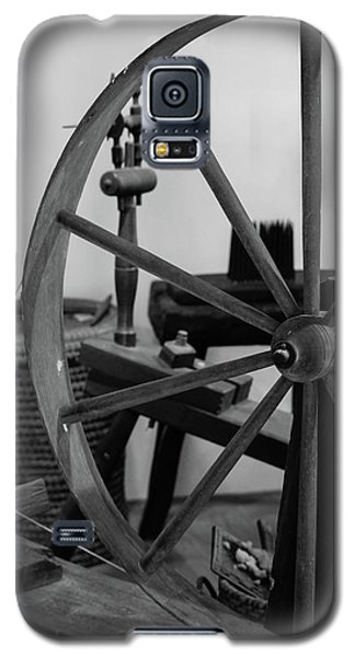 Spinning Wheel At Mount Vernon Galaxy S5 Case
