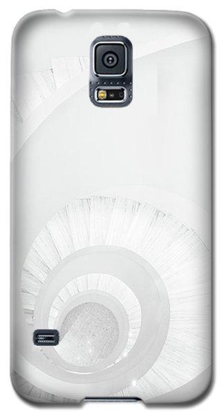 Spiral Galaxy S5 Case