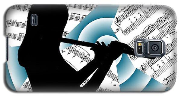 Spiral Music Galaxy S5 Case