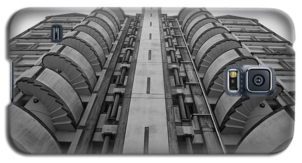 Galaxy S5 Case featuring the photograph Spiral Staircases by Aiolos Greek Collections