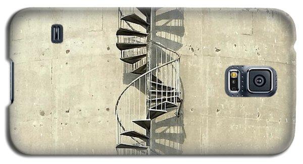 Galaxy S5 Case - Spiral Staircase by Julie Gebhardt