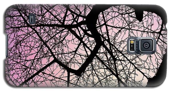 Spiral Tree Galaxy S5 Case
