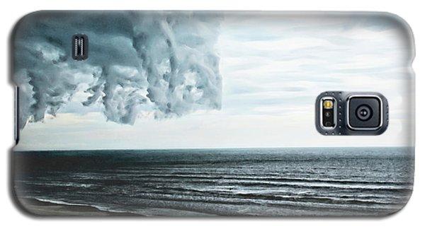Spiraling Storm Clouds Over Daytona Beach, Florida Galaxy S5 Case