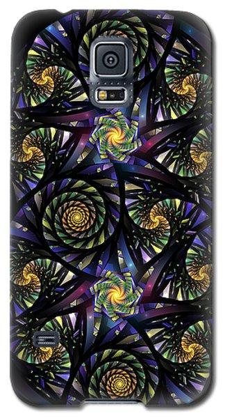 Spirals Of The Night Galaxy S5 Case