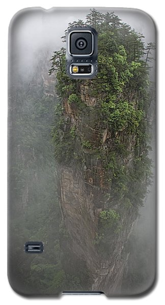 Galaxy S5 Case featuring the photograph Spire by Wade Aiken