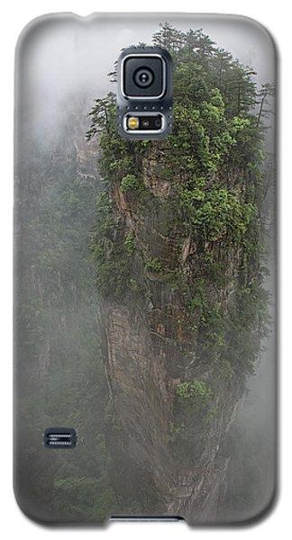 Spire Galaxy S5 Case by Wade Aiken