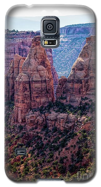 Spires And Mesa Country Galaxy S5 Case