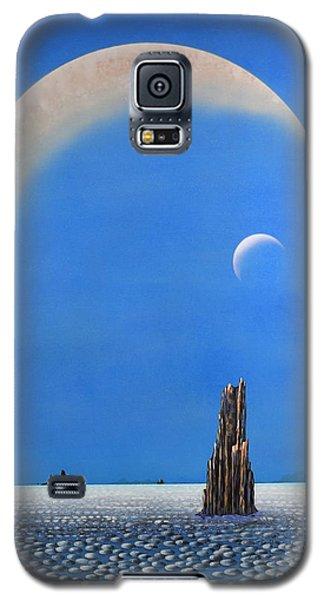 Spires Of Triton Galaxy S5 Case