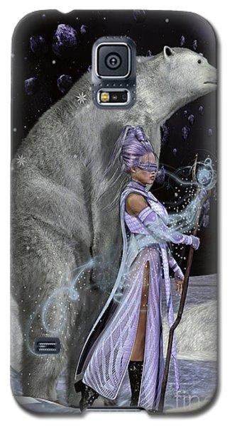 Spirit Bear Galaxy S5 Case
