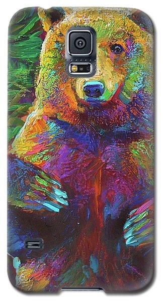 Spirit Bear Galaxy S5 Case by Robert Phelps