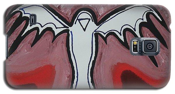 Spirit Crow Original Painting Galaxy S5 Case