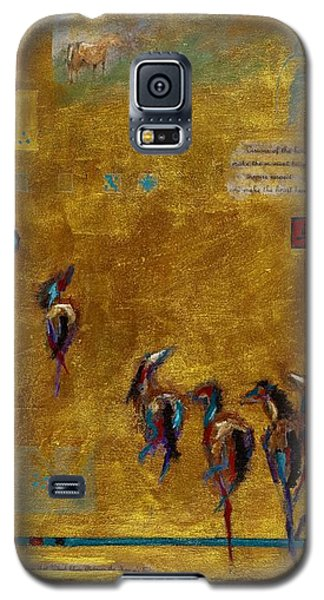 Spirit Horses Galaxy S5 Case