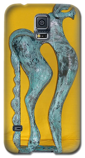Spirit Of A Young Horse Galaxy S5 Case