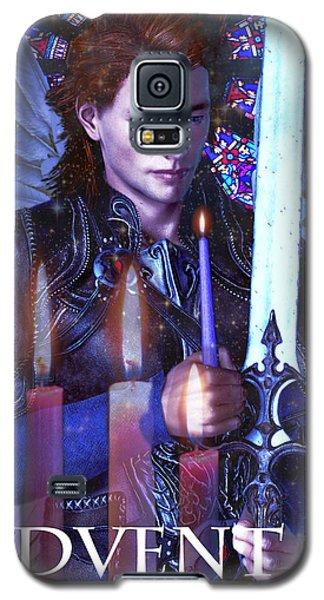 Spirit Of Advent Galaxy S5 Case
