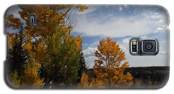 Galaxy S5 Case featuring the photograph Spirit Of Autumn Dixie National Forest, Utah by Deborah Moen