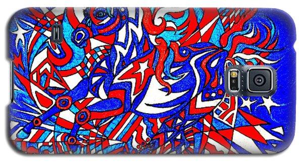 Spirit Of Freedom Galaxy S5 Case