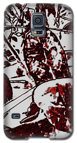 Spirit Of Leaves Galaxy S5 Case