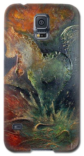 Spirit Of Mustang Galaxy S5 Case