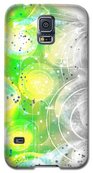 Galaxy S5 Case - Spirit Of Nature I by Orphelia Aristal