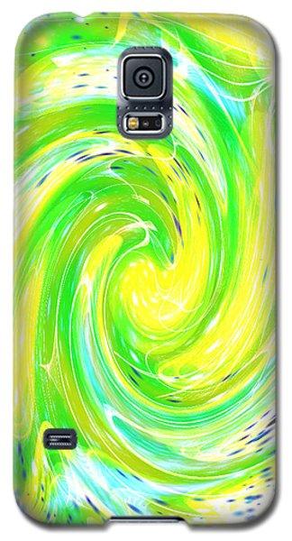 Galaxy S5 Case - Spirit Of Nature I I by Orphelia Aristal