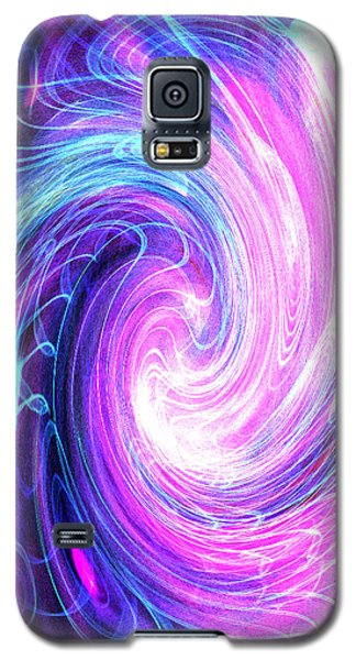 Galaxy S5 Case - Spirit Of Passion I by Orphelia Aristal