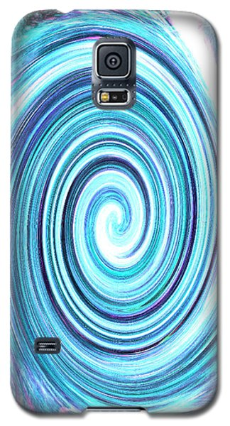 Galaxy S5 Case - Spirit Of Sky I by Orphelia Aristal