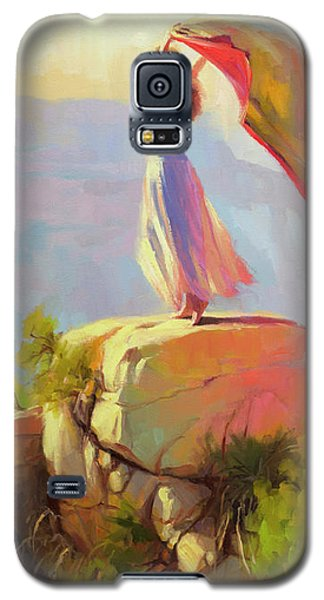 Grand Canyon Galaxy S5 Case - Spirit Of The Canyon by Steve Henderson