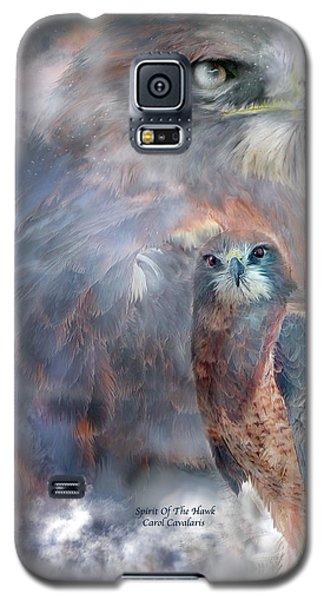 Spirit Of The Hawk Galaxy S5 Case