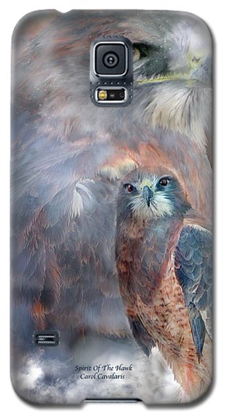 Spirit Of The Hawk Galaxy S5 Case