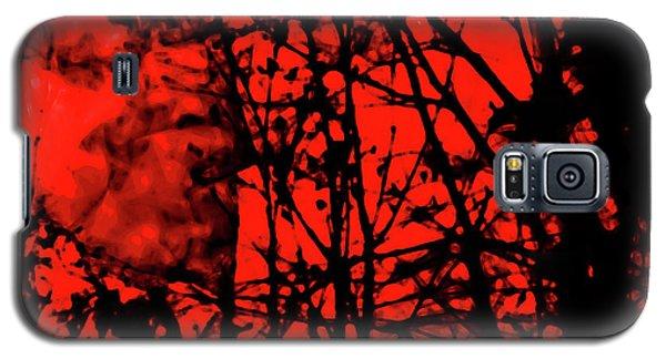 Spirit Of The Mist Galaxy S5 Case