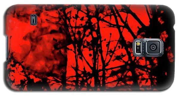 Spirit Of The Mist Galaxy S5 Case