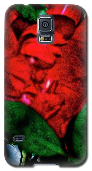 Spirit Of The Rose Galaxy S5 Case by Gina O'Brien