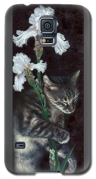 Galaxy S5 Case featuring the painting Spirit by Ragen Mendenhall
