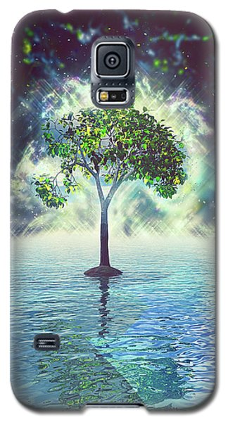 Spirit Tree Galaxy S5 Case