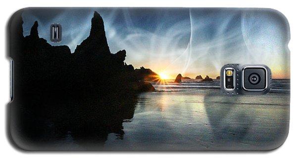 Spirits At Sunset Galaxy S5 Case