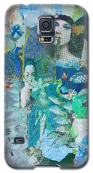 Spirits Of The Sea Galaxy S5 Case