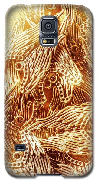 Galaxy S5 Case featuring the photograph Spiritual Entanglement by Jorgo Photography - Wall Art Gallery