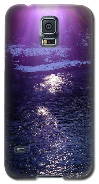 Spiritual Light Galaxy S5 Case by Tatsuya Atarashi
