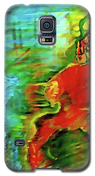 Spiritual Warrior Galaxy S5 Case