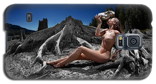 Spiritus Mundi Galaxy S5 Case by Dario Infini