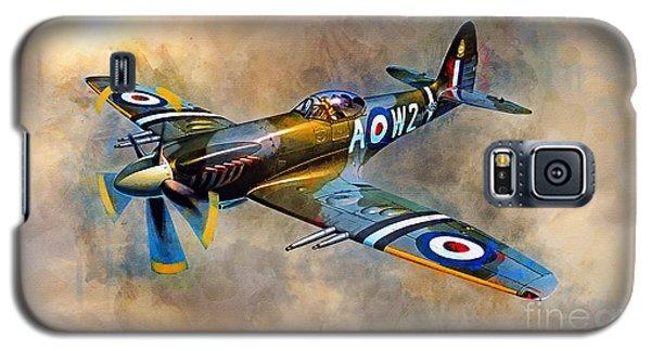 Spitfire Dawn Flight Galaxy S5 Case