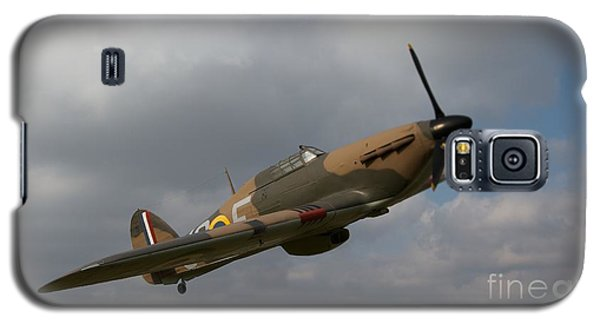 Spitfire Galaxy S5 Case by Gary Bridger