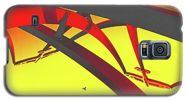 Spitfire Island Galaxy S5 Case
