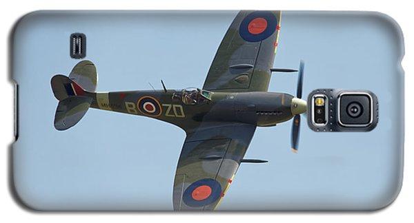Spitfire Mk9 Galaxy S5 Case by Ian Merton